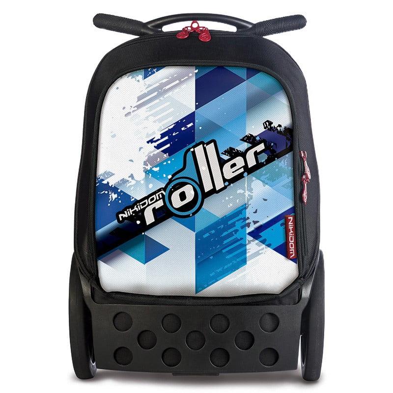 Ghiozdan Roller NIKIDOM - Cool Blue