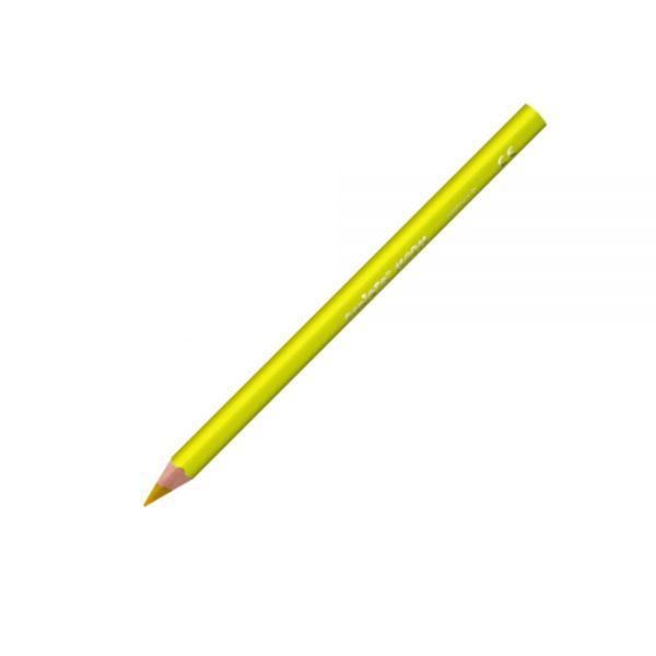 Creioane colorate CARIOCA Maxi Neon, triunghiulare, super fluorescente, 6 culori/cutie