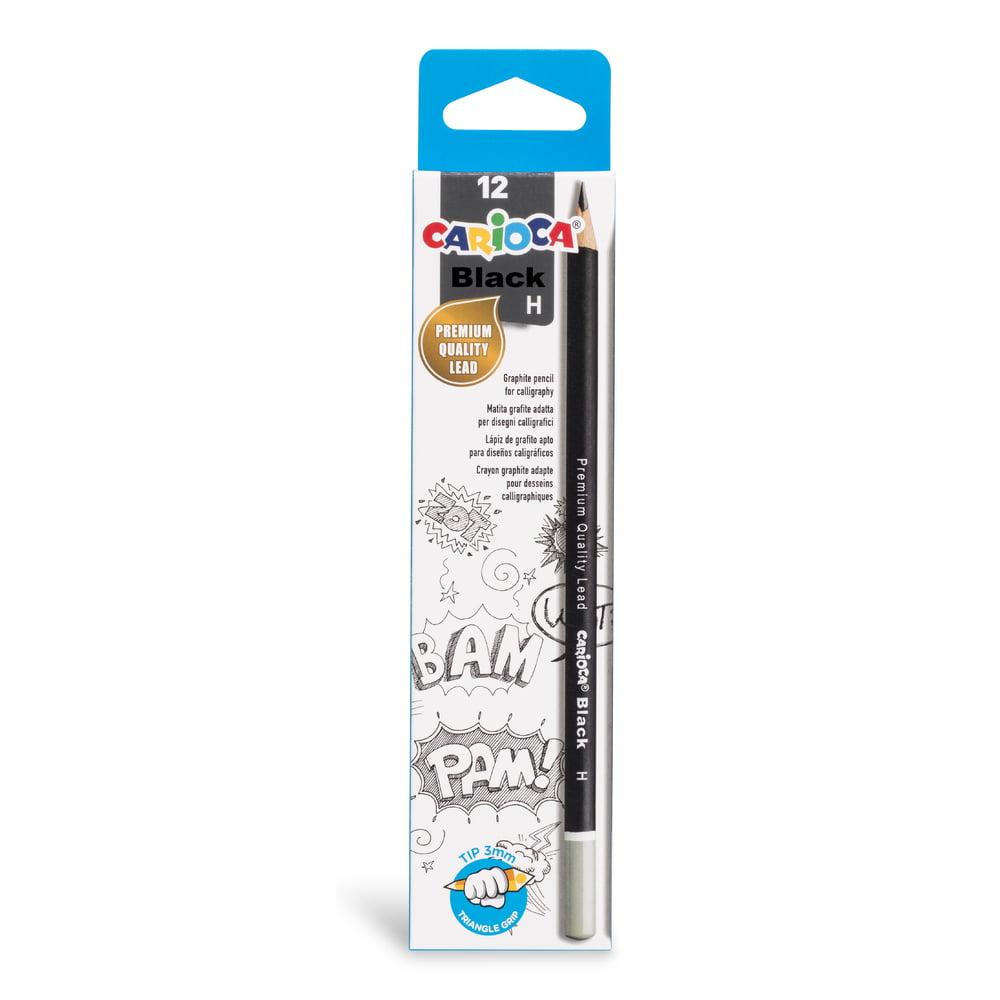Creion CARIOCA H, 12 buc/cutie