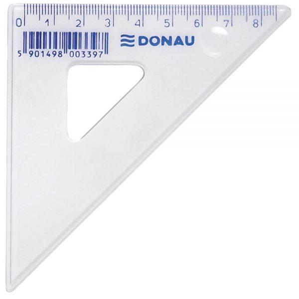 Echer 85mm 45 grade, DONAU - transparent