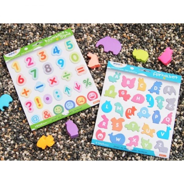"Set educativ Stick""n Alphabet"