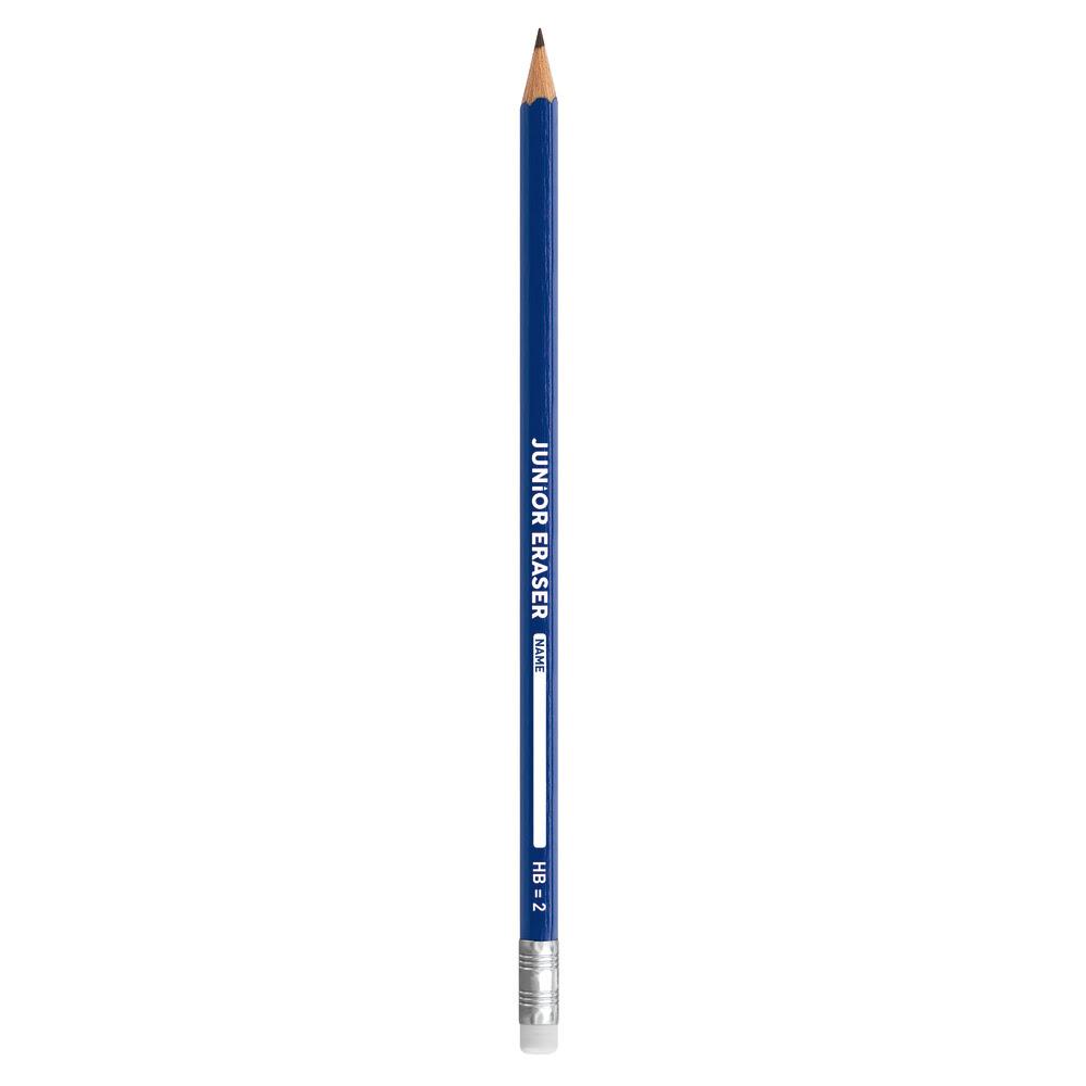 Creion cu guma ALPINO Junior - duritate HB
