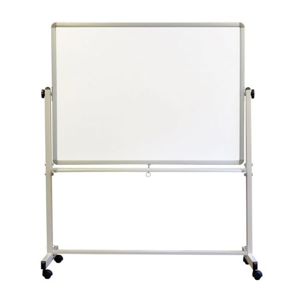 Whiteboard mobil multifunctional , 90 x 120 cm , Memoboards