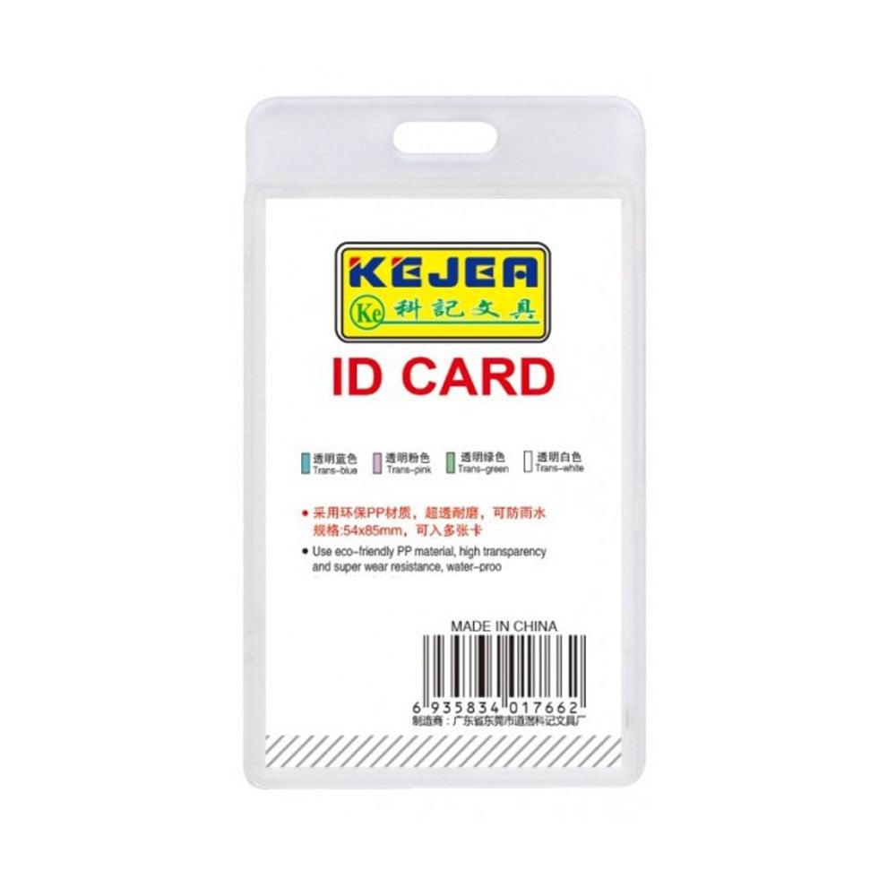 Suport carduri vertical, 91 x 128 mm KEJEA T-768V, 5 buc/set