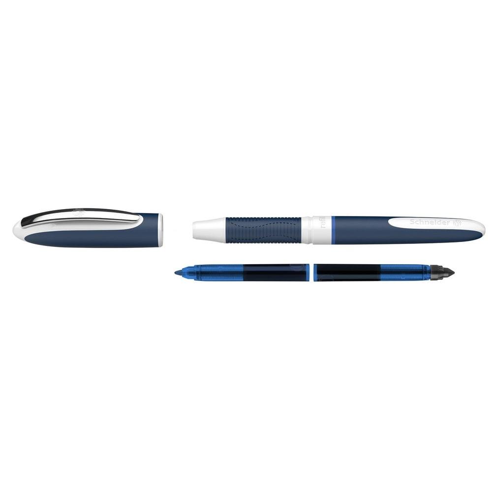 Roller cu cerneala SCHNEIDER One Change, ball point 0.6mm
