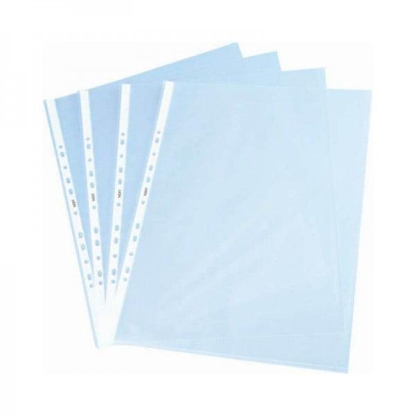 Folie protectie cristal A4, 90 microni, 100/set NOKI