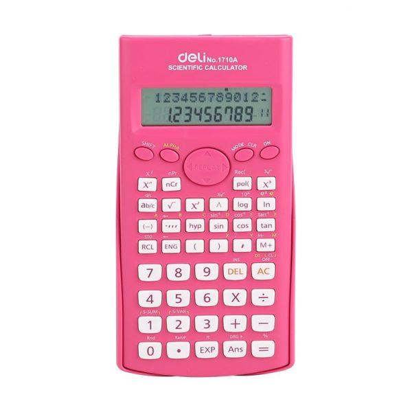 Calculator de birou stiintific 12 digiti Deli 1710A