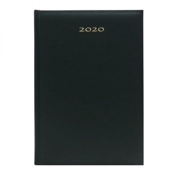 Agenda A5 2020 datata Artibest, coperta negru