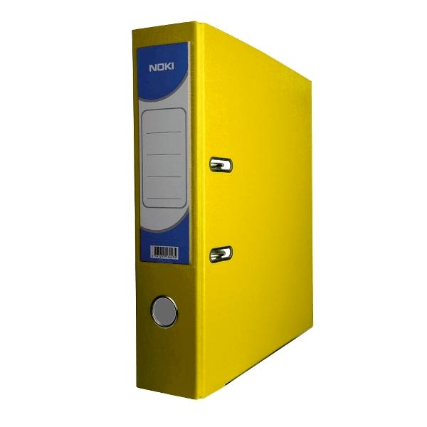 Biblioraft Noki, 75 mm - Galben