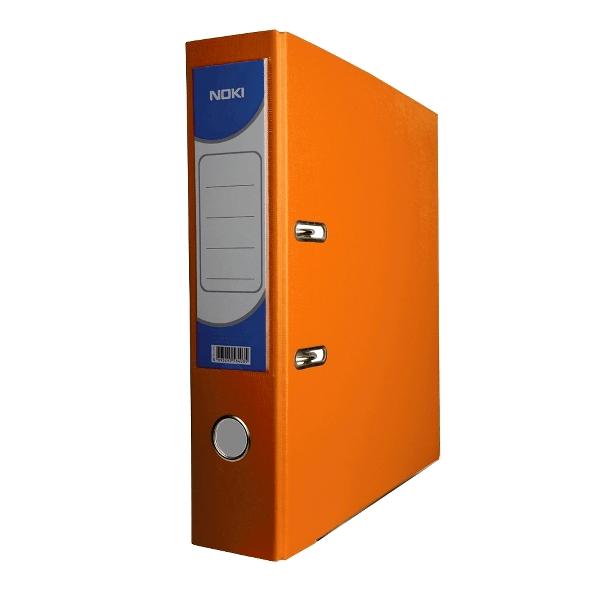 Biblioraft Noki, 75 mm - Portocaliu