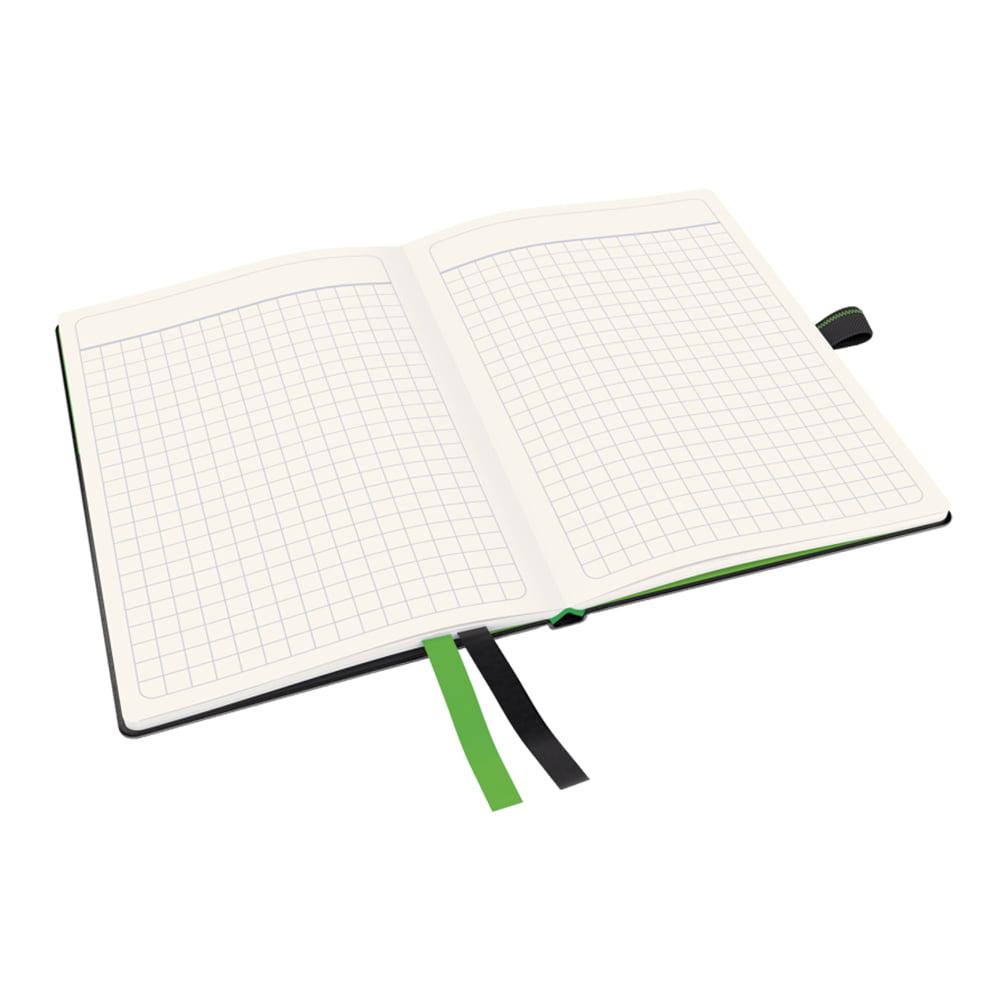 Caiet cu elastic A5, 80 file, Leitz Complete - matematica