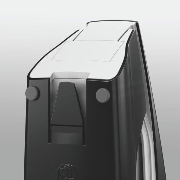 Capsator metalic 40 coli, capse 24/6, model 5504 LEITZ