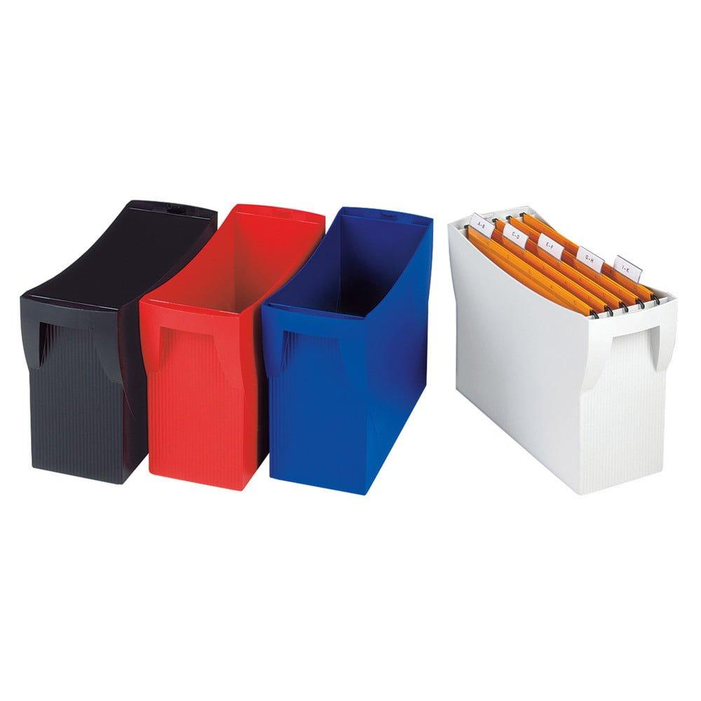 Suport plastic pentru 20 dosare suspendabile, HAN Swing