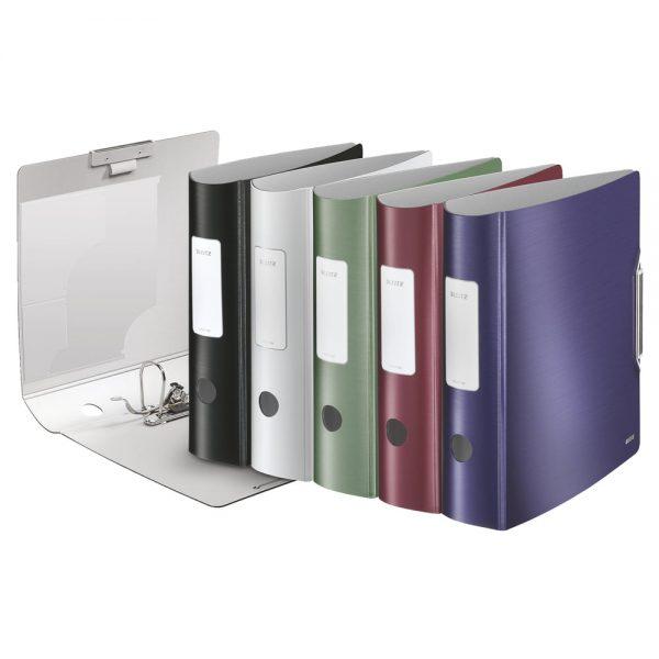 Biblioraft polyfoam A4 LEITZ Active Style 180, 75mm