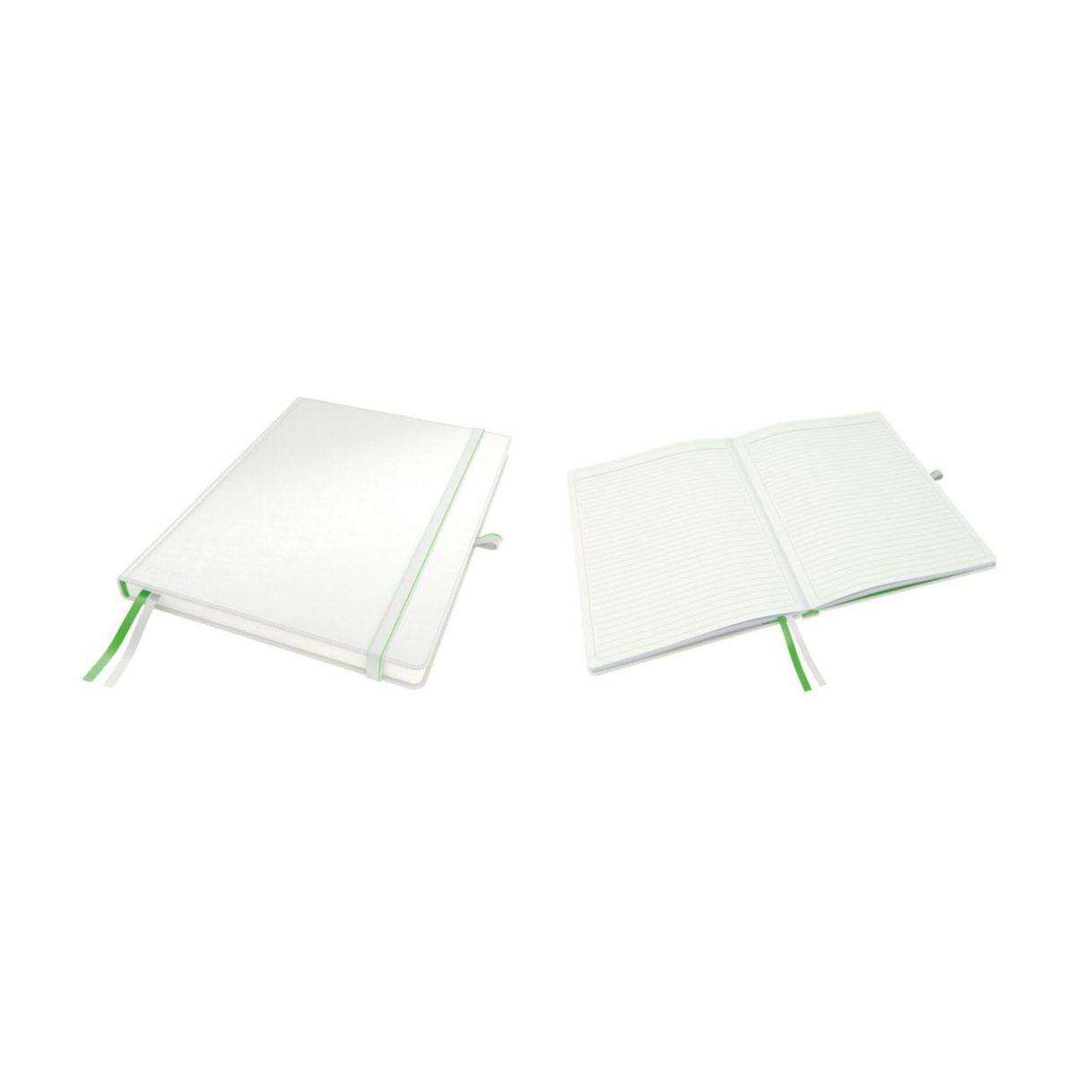 Caiet birou cu elastic A4, LEITZ Complete - dictando
