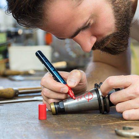 Marker cu vopsea SCHNEIDER Maxx 270, varf rotund 1-3mm
