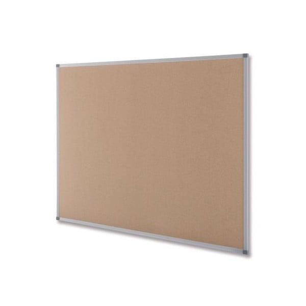 Panou pluta Widescreen 32 inch rama aluminiu Nobo