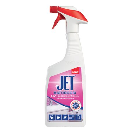 Solutie dezinfectanta Sano Jet Baie, 750ml
