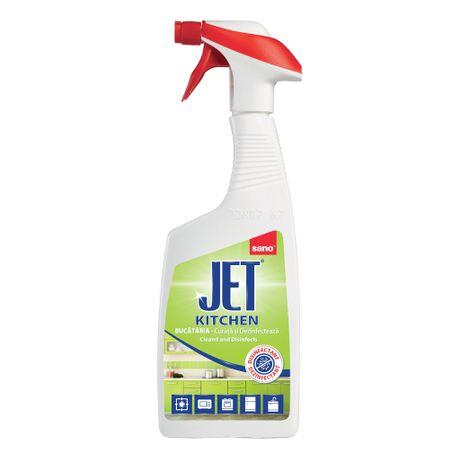 Detergent universal Sano Jet Bucatarie, 750ml
