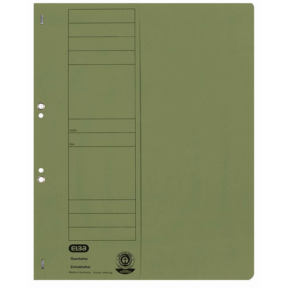 Dosar carton color cu capse 1/2 ELBA Smart Line