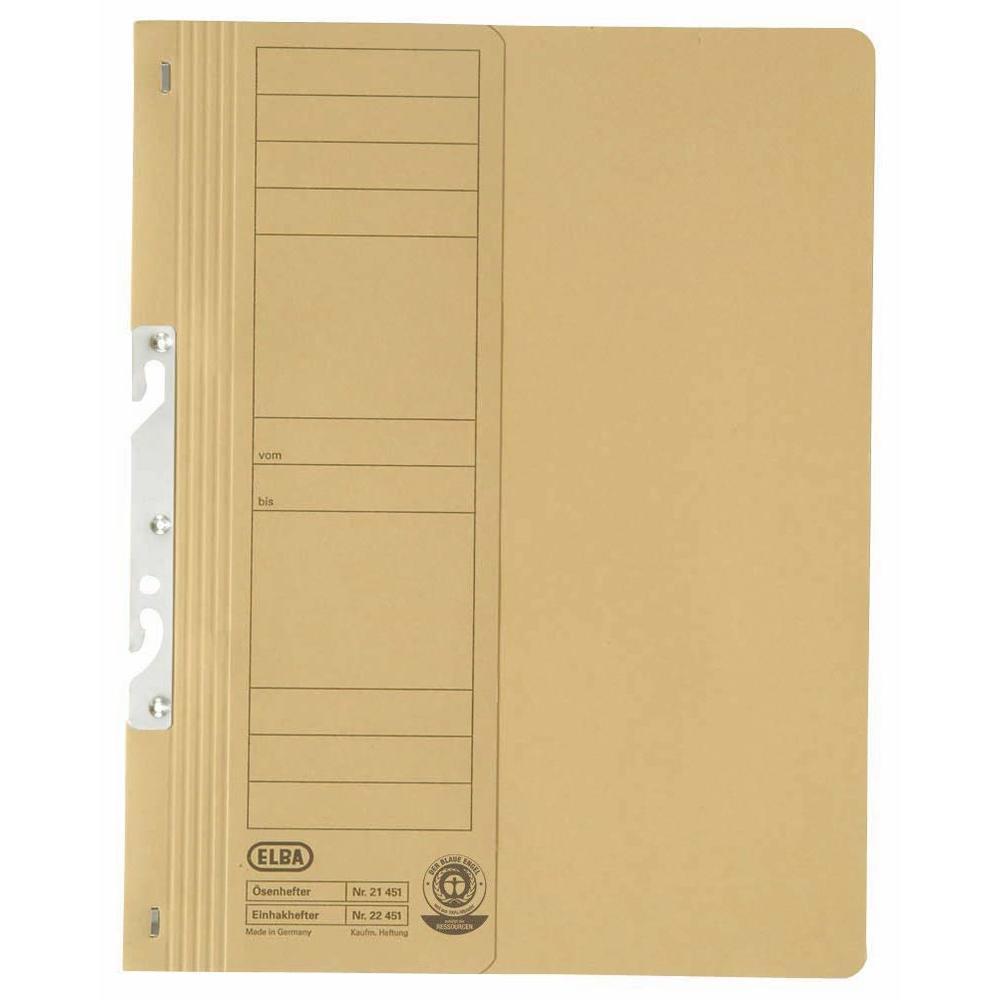 Dosar carton color incopciat 1/2 ELBA Smart Line