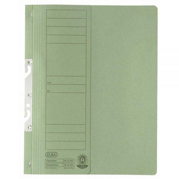 Dosar carton pentru incopciat 1/2 ELBA