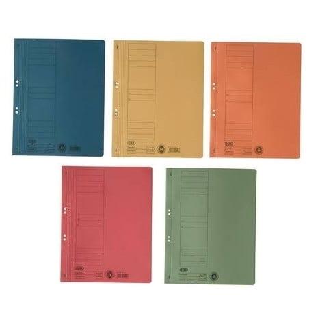Dosar carton color cu capse coperta 1/1 ELBA