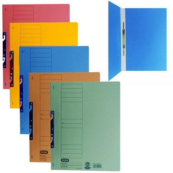 Dosar carton pentru incopciat coperta1/1 ELBA