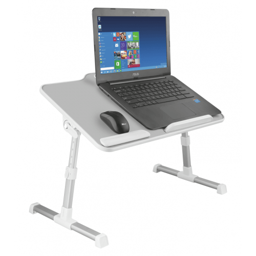 Suport portabil riser pt laptop Trust Tula, ergonomic, pliabil, ajustabil pe inaltime