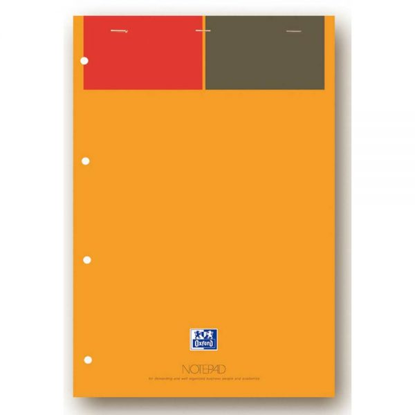 Blocnotes A4+, OXFORD International Notepad, 80 file, dictando