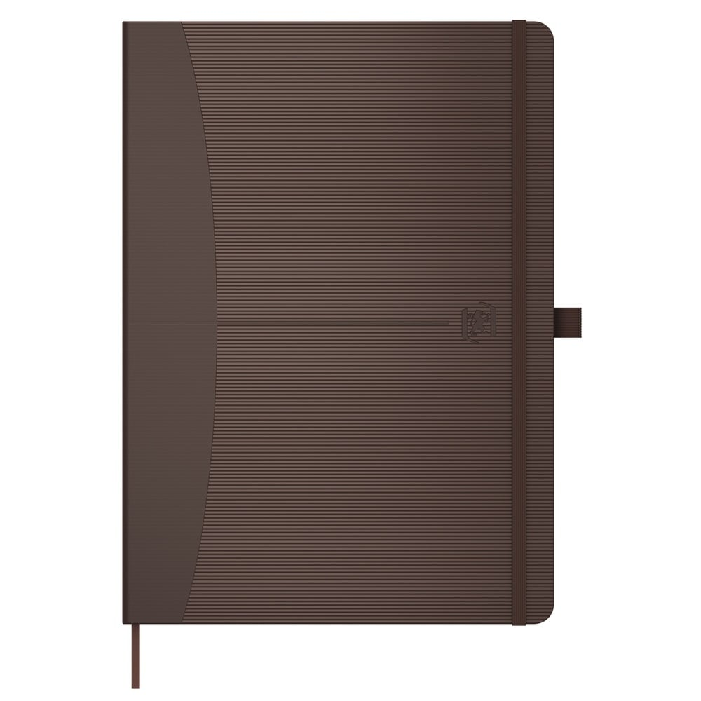 Caiet cu elastic A5 OXFORD Signature Touch