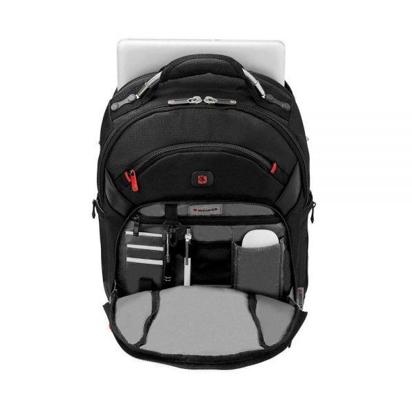 Rucsac laptop Wenger, Gigabyte, 15, negru