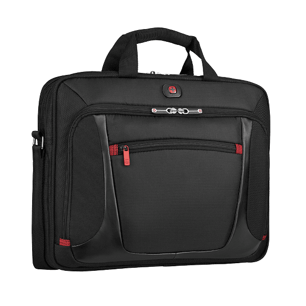 Geanta laptop Wenger, Sensor, 15.6, negru