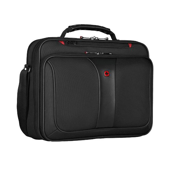Geanta laptop Wenger Legacy, 16 inch, negru