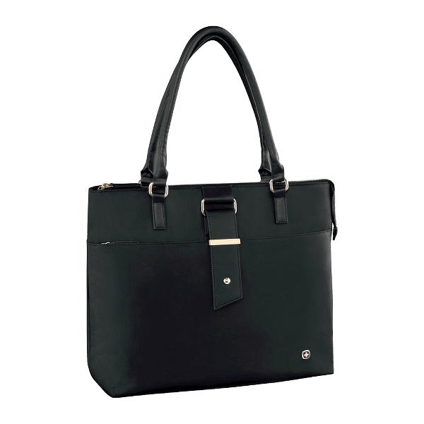 Geanta laptop dama Wenger Ana, 15.6 inch, negru
