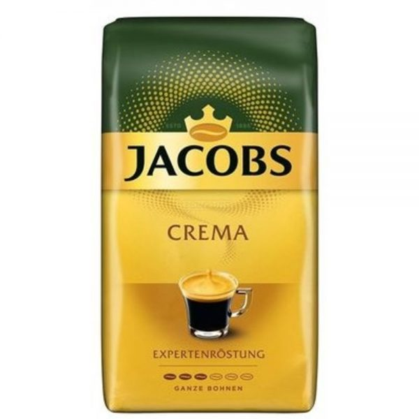 Cafea Jacobs experten crema, 1000 gr./pachet - boabe
