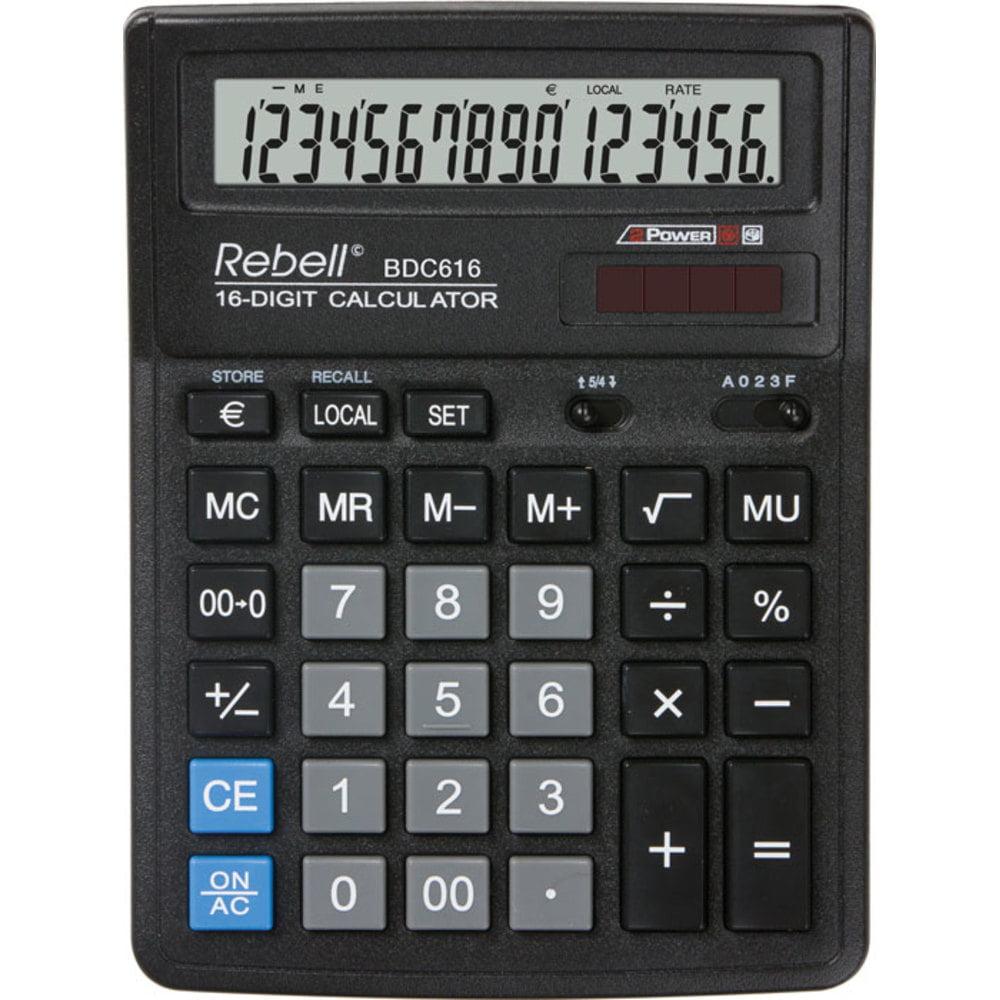 Calculator de birou cu 16 digiti Sharp