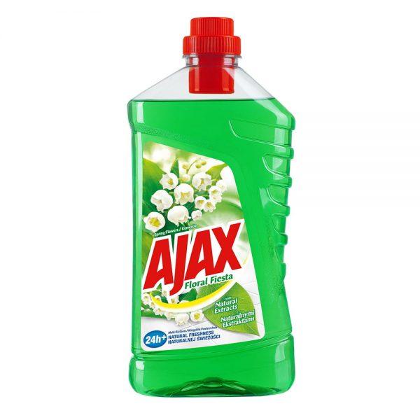 Detergent pentru pardoseli AJAX Floral Fiesta, 1 L