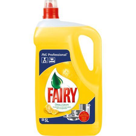 Detergent vase Fairy lemon, 5L