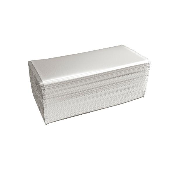 Rezerva prosoape pliate, 1 strat, 250 bucati/pachet, 20 pachete/bax