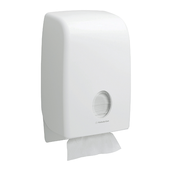 Dispenser pentru prosoape pliate Kimberly-Clark Aquarius