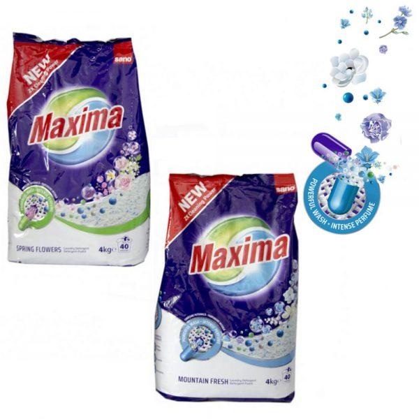 Detergent rufe SANO Maxima, 4 kg