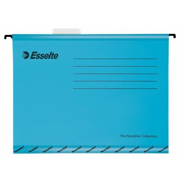 Dosar carton suspendabil Esselte Pendaflex