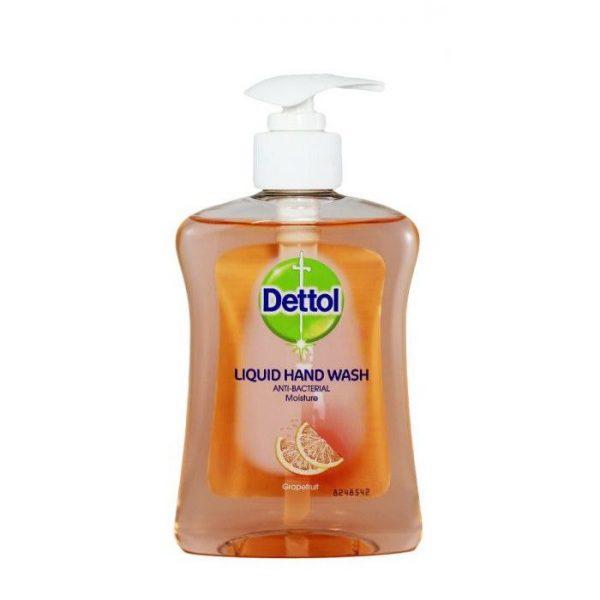 Sapun antibacterian DETTOL, 250 ml