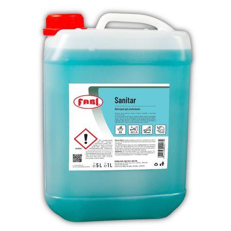 Detergent dezinfectant Sanitar Fabi 5l