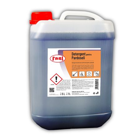 Detergent dezinfectant pentru pardoseli - Fabi 5l