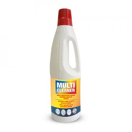 Sano Multi Cleaner Dezinfectant gel cu clor si parfum, 1L