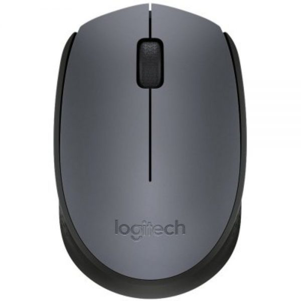 Mouse wireless Logitech M170, EMEA grey