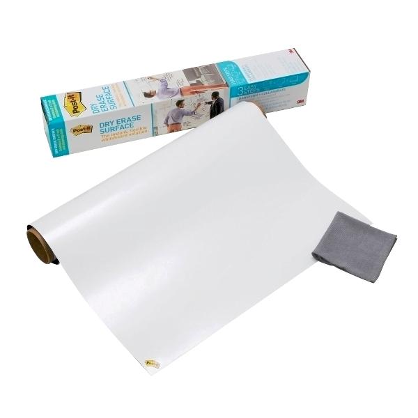 Folie White Board Post-it, 120x90 cm