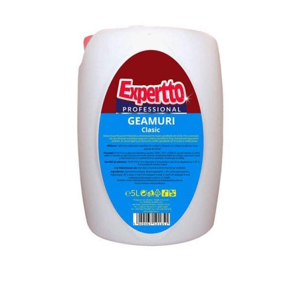 Detergent pentru geamuri, 5L, Expertto